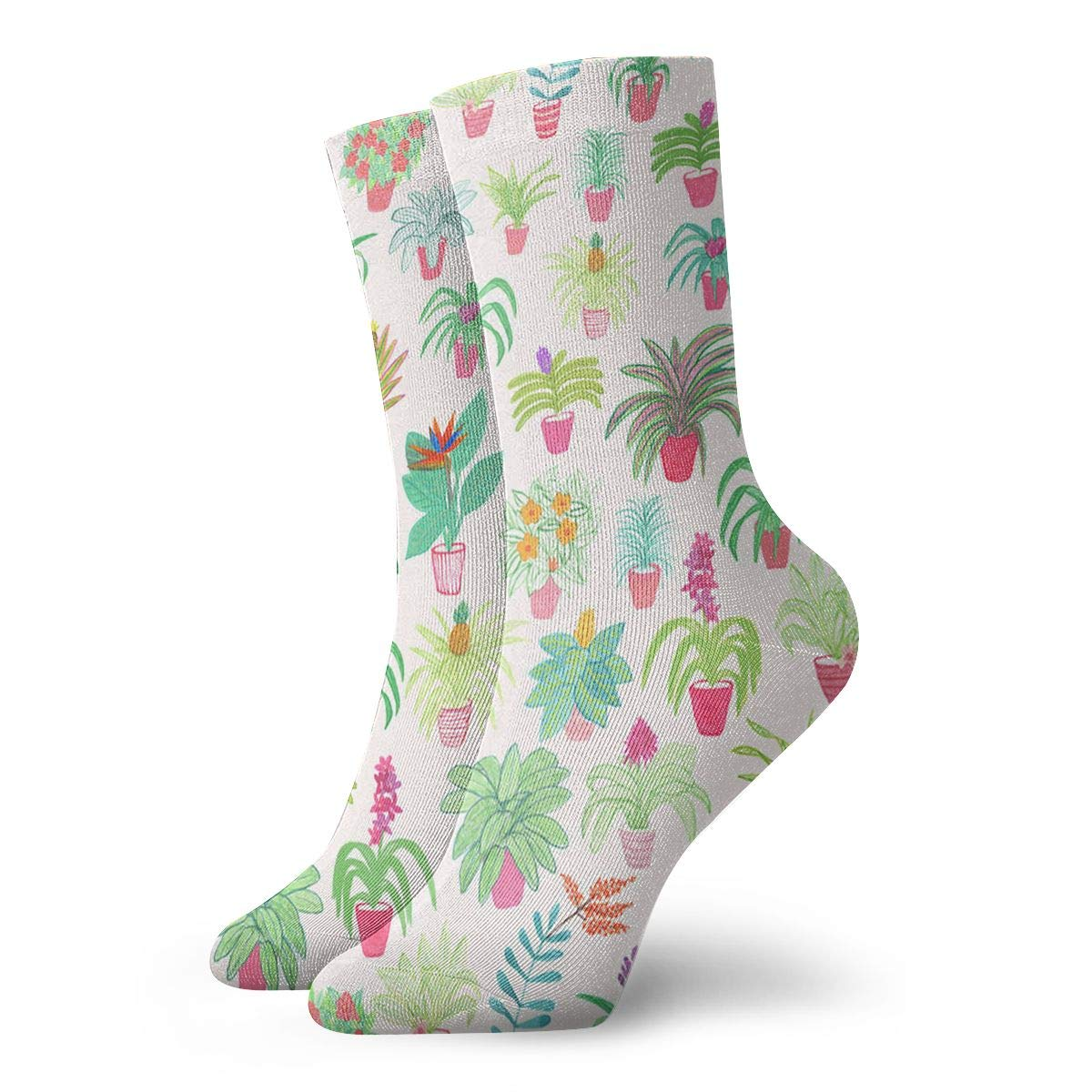 Pot Unisex Funny Casual Crew Socks Athletic Socks For Boys Girls Kids Teenagers