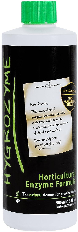 Hygrozyme Sipco enzima Producto de Limpieza, 500 ml: Amazon ...