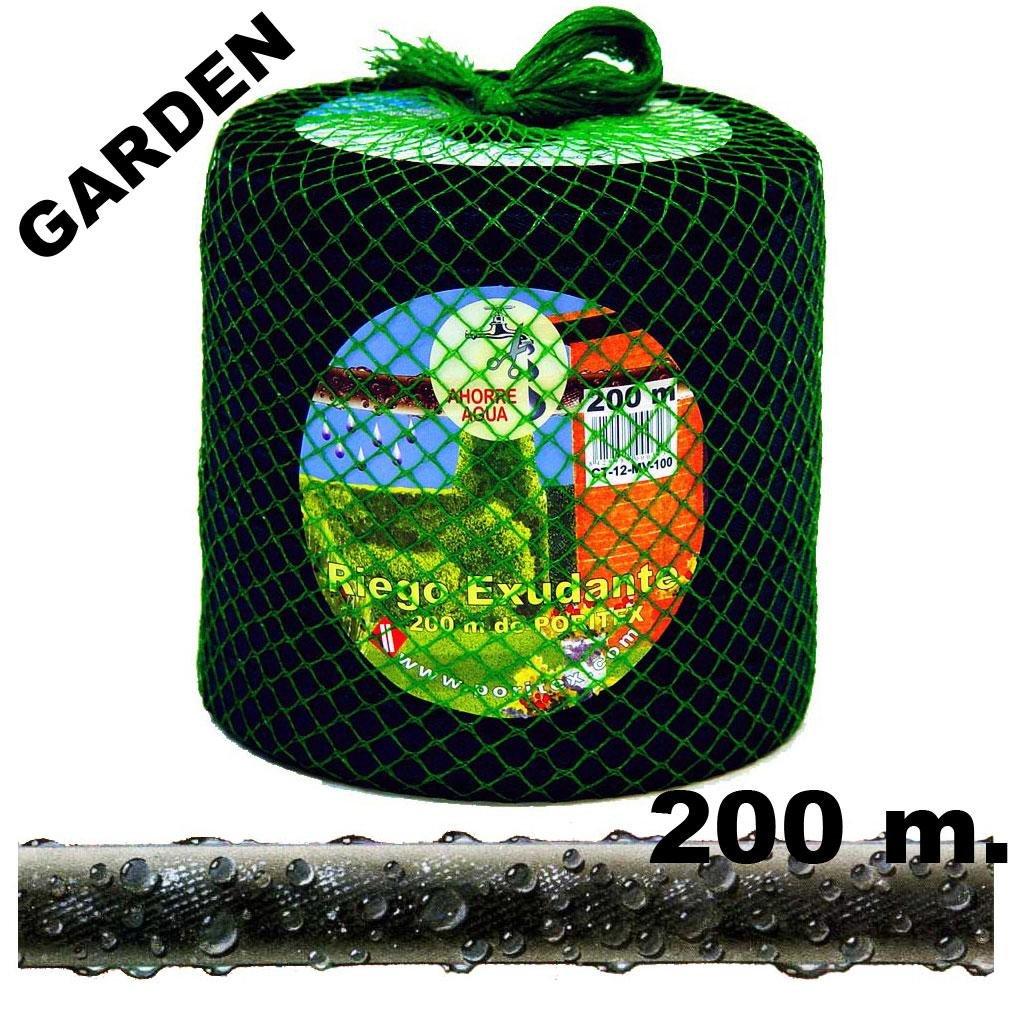 texbor ct-16-mv–Rolle exudación 200m Garden