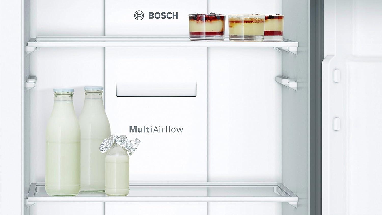 Bosch KAN92VI35 Serie 4 Side-by-Side 202 L Gefrierteil 175,6 cm H/öhe No Frost 389 kWh//Jahr A++