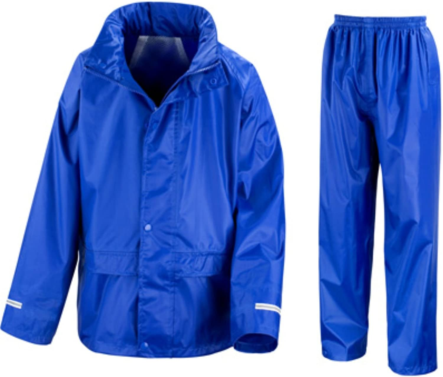 wetplay PlaySet Childrens Waterproof Jacket /& Trousers Suit Childs Kids Boys Girls