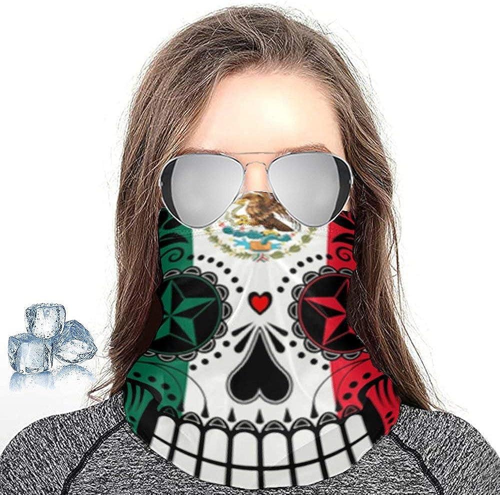 Half Face Mask Bandana Neck Warmer Magic Scarf Headband Scarf Beanie Cap