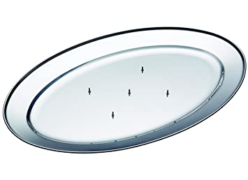 Amazon.com: Kitchencraft Stainless Steel Spiked Meat Tray 41x30cm, Display Boxed: Baking Dishes: Kitchen & Dining