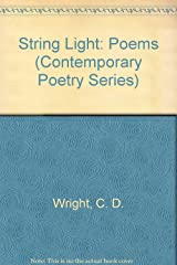 String Light (Contemporary Poetry Series) Paperback