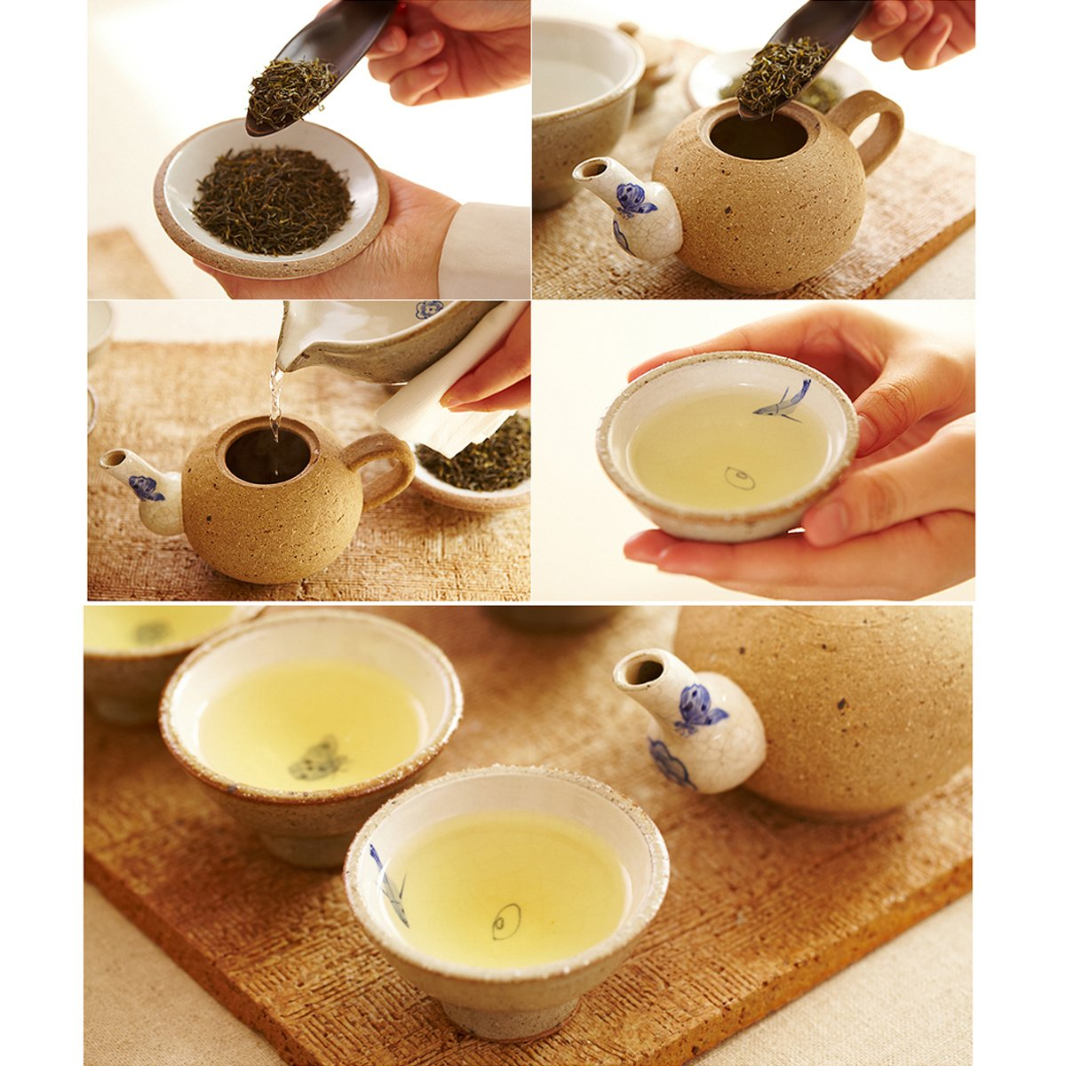 Osulloc Premium Master's Tea Illohyang GreenTea by Veronica Holic (Image #1)