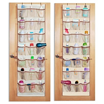 Over The Door Organizer - Cruise Ship Accessories Must Have  sc 1 st  Amazon.com & Amazon.com: Over The Door Organizer - Cruise Ship Accessories Must ...