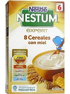 NESTLE - NESTUM 8 CEREALES MIEL 500