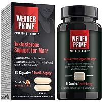 Weider Prime 60 Cáps. Potencia la producción natural