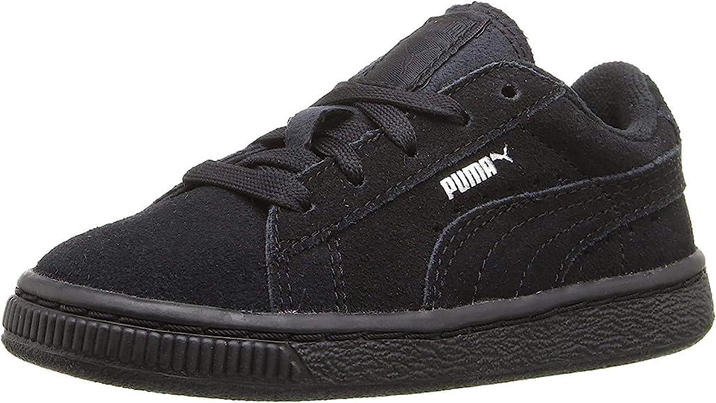 Amazon.com   PUMA Suede JR Sneaker