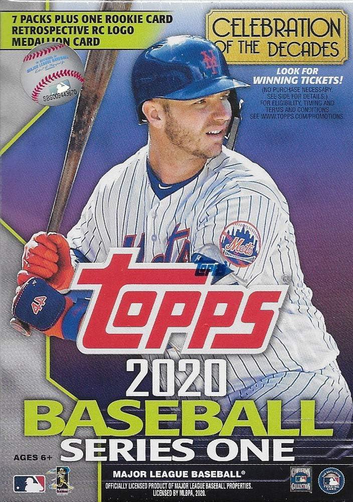 Topps 2020 Heritage Baseball Trading Cards Blaster Box