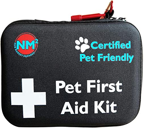 Pet First Aid Kit for Dogs & Cats - Pet-friendly