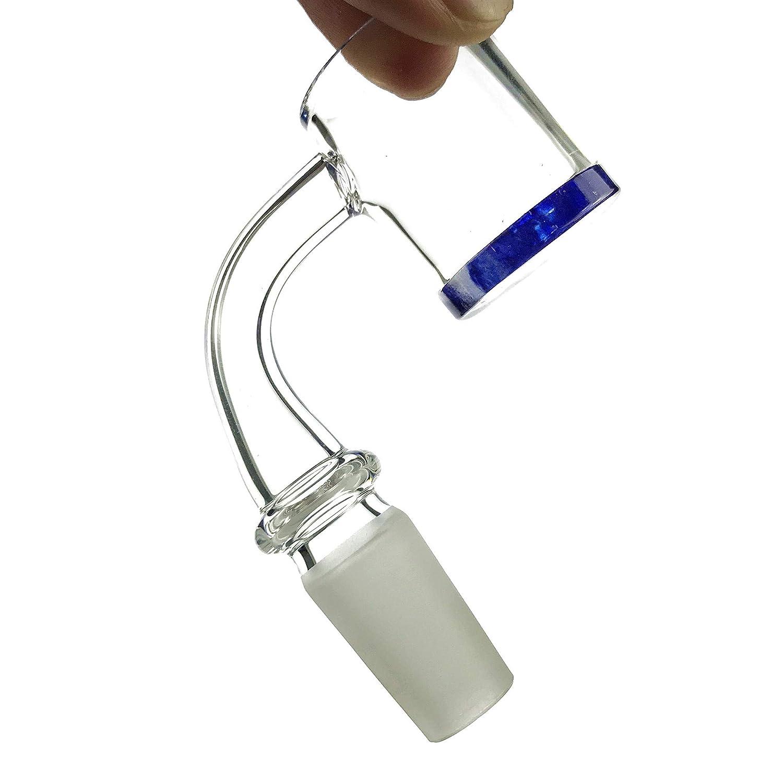 18 Male 4 mm Thick Bottom Discoloration Heat Resistant Quartz Kit