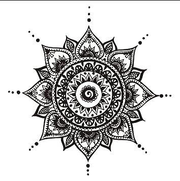 Dessin Fleur De Lotus Mandala