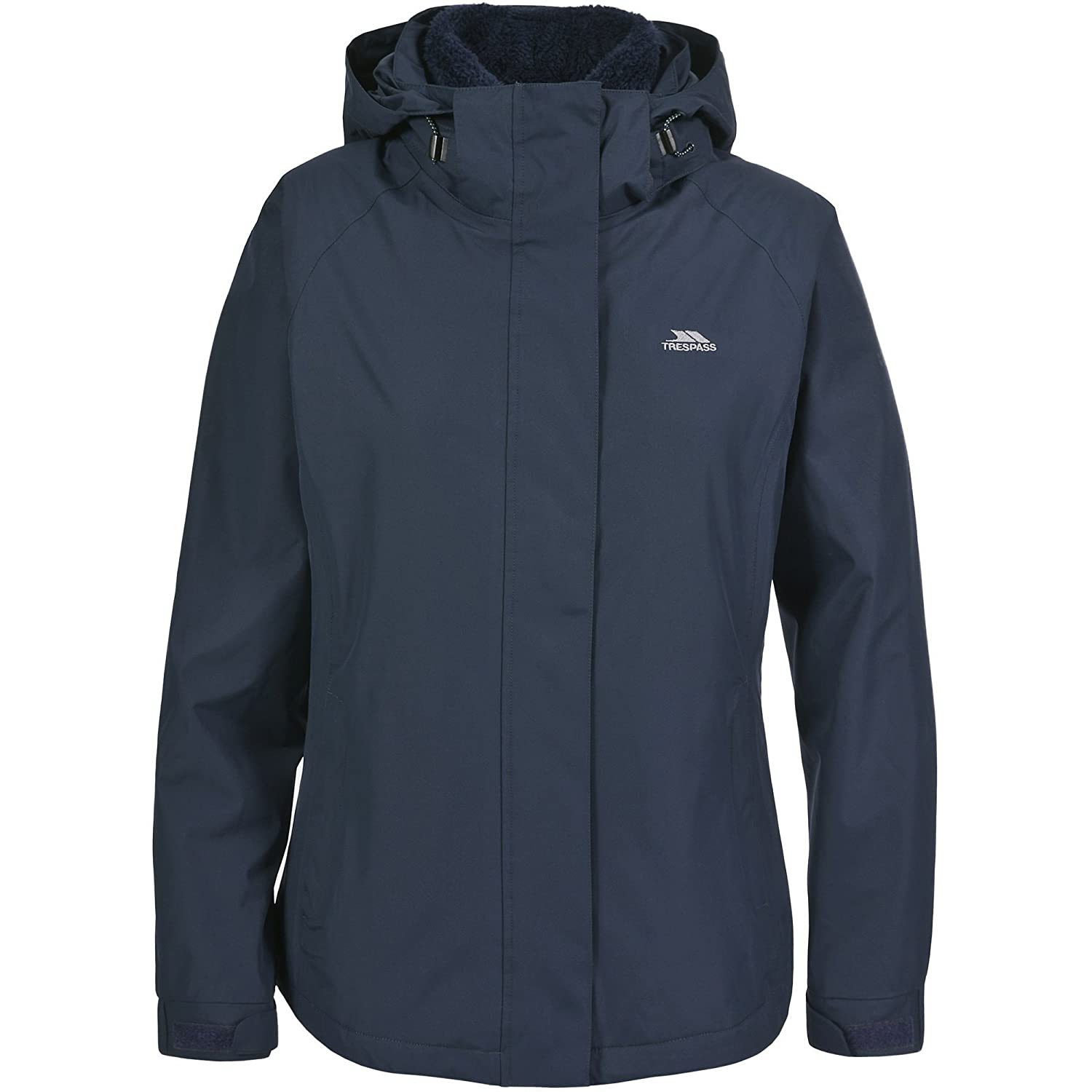 Trespass Womens/Ladies Trillium 3 in 1 Waterproof Jacket