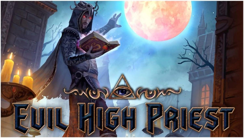 Petersen Games Evil High Priest Board Game