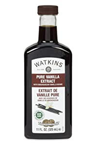 Watkins Pure Vanilla Extract, 11 Fl Oz (Pack of 1)