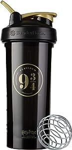Blender Bottle Harry Potter Pro Series 28-Ounce Shaker Bottle, Platform 9 3/4