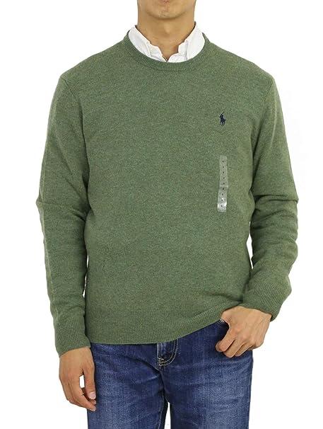 Polo Ralph Lauren Hombre Logo de Poni de Cuello Redondo Jersey de ...