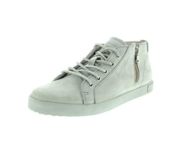 Blackstone Herren Mid Top Sneaker khaki Kaufen bei Schuhe