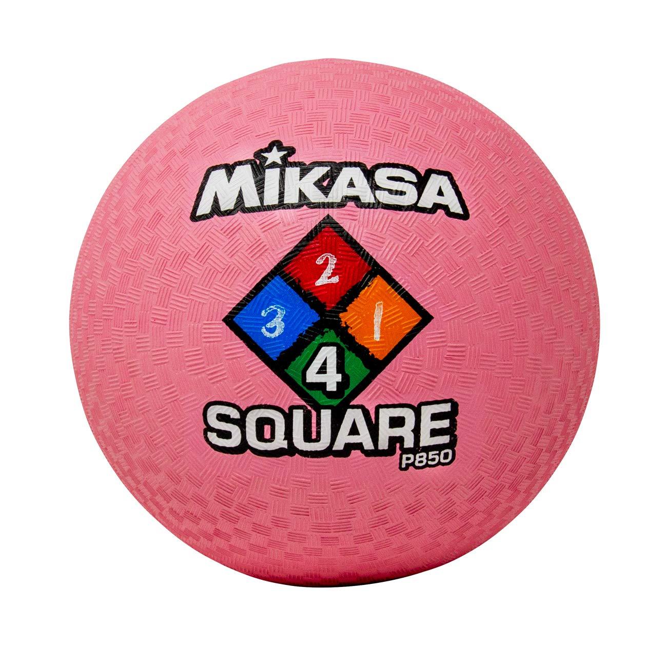 Mikasa Playground Ball (Pink, 8.5-Inch) by MIKASA