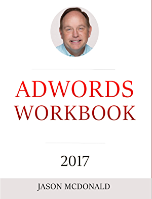 AdWords Workbook: 2017 Edition: Advertising on Google AdWords; YouTube; and the Display Network