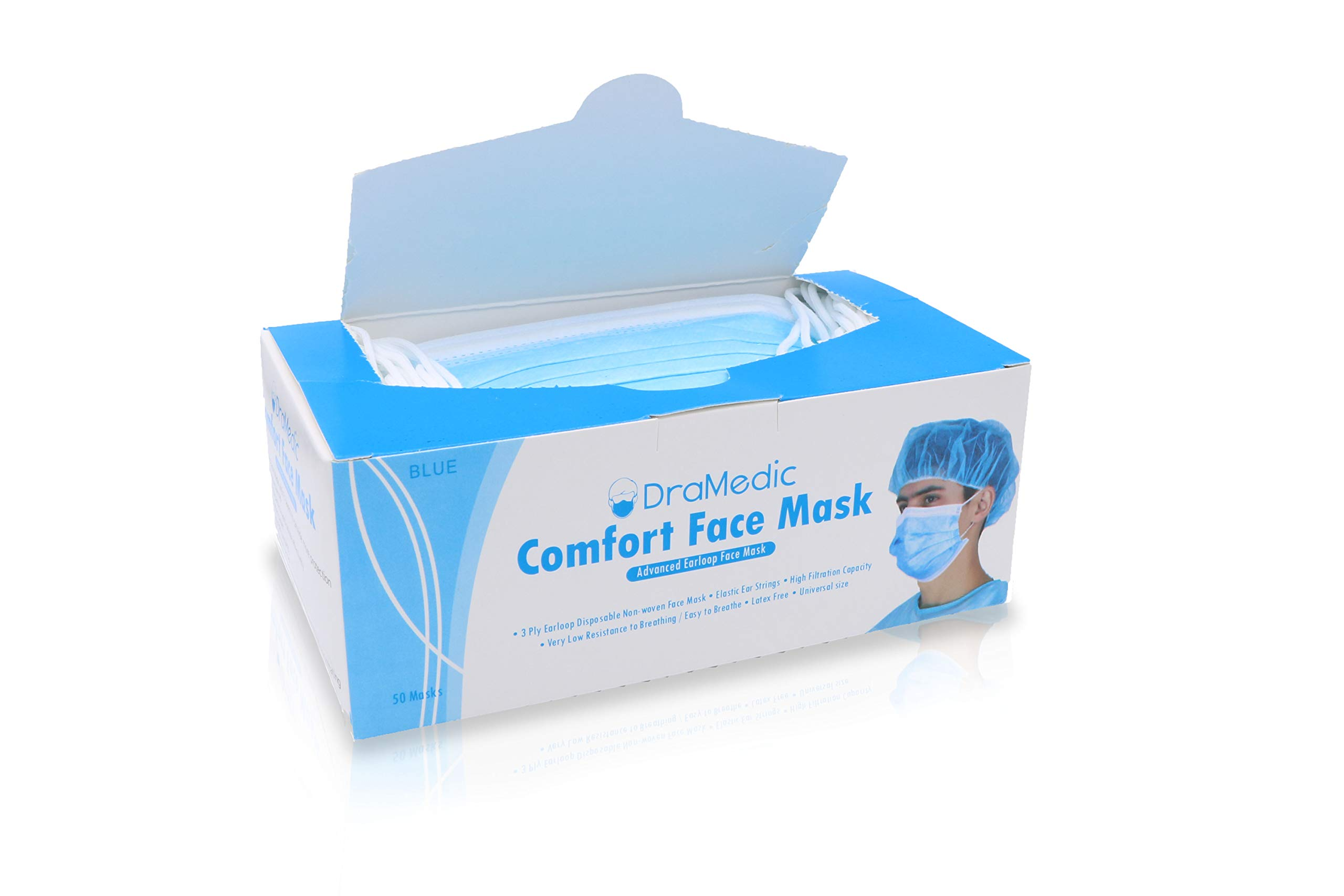 disposable earloop face mask