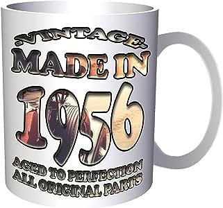 Amazon.com: Vintage Car Original Made in 1956 11oz Mug