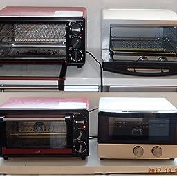 Amazon アイリスオーヤマ オーブントースター トースト 4枚 無段階 温度調整 機能付き シャンパンゴールド Pot 412fm N アイリスオーヤマ Iris Ohyama オーブントースター 通販