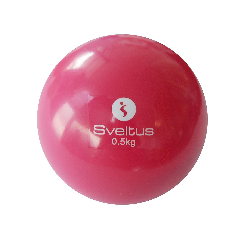 Sveltus - Balón de Ejercicio Azul 500 G: Amazon.es: Deportes y ...