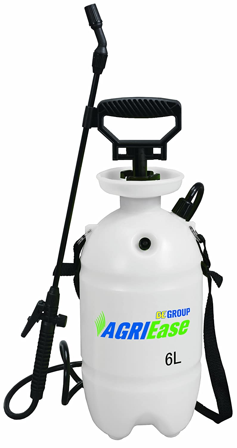BE Agriease Plunger Pump Sprayer, 1.59-Gallon