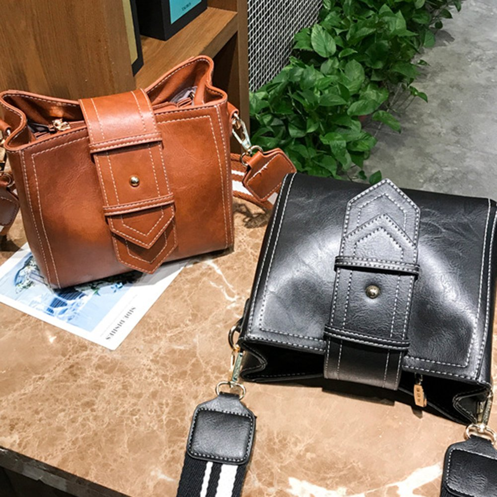 51db90785f33 Fellibay Women Crossbody Purse Shoulder Bag Satchel Work Bag Tote Purse  Leather Handbag with 2 Straps