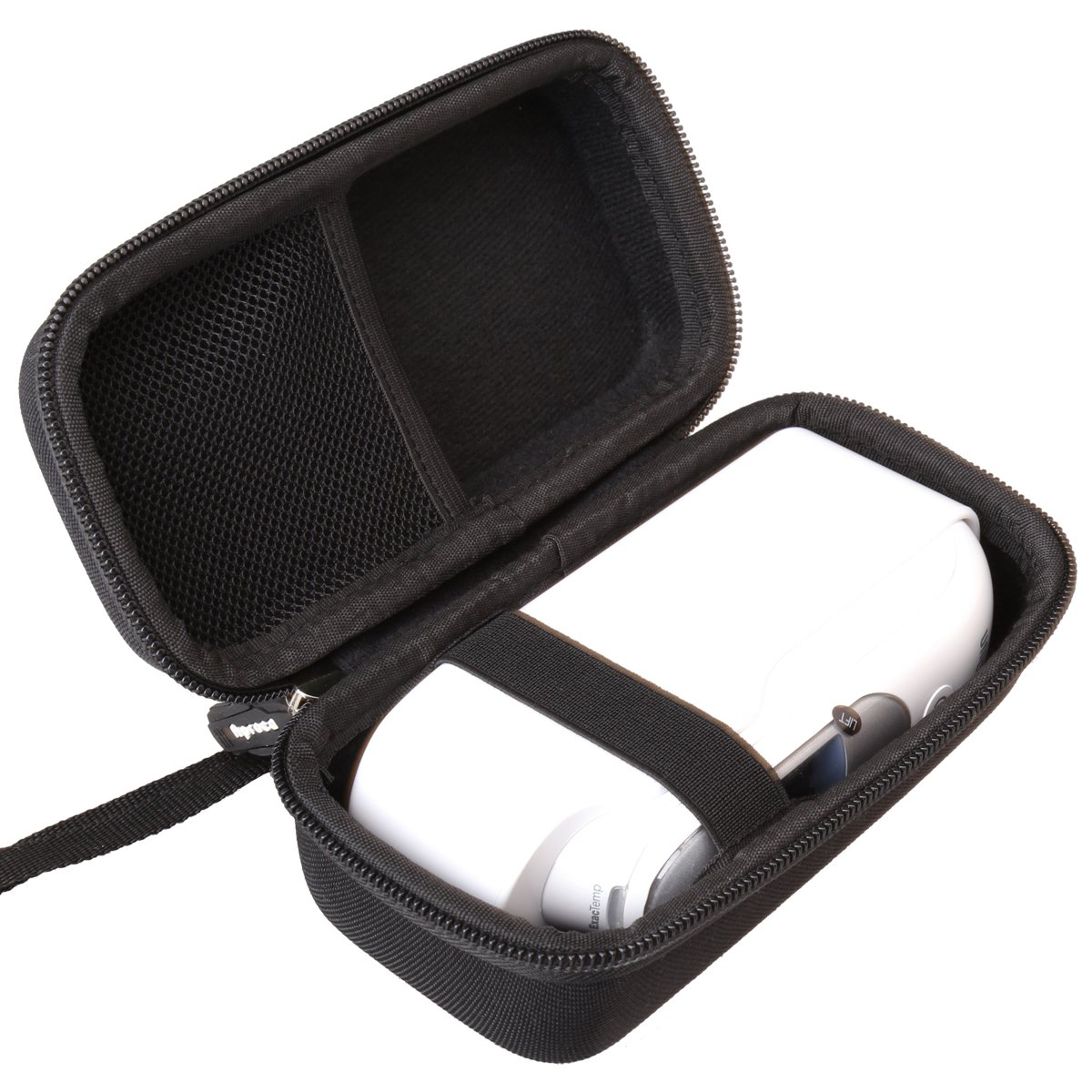 Aproca Hard Travel Carrying Case for Braun ThermoScan5 IRT6500 Digital Ear Thermometer