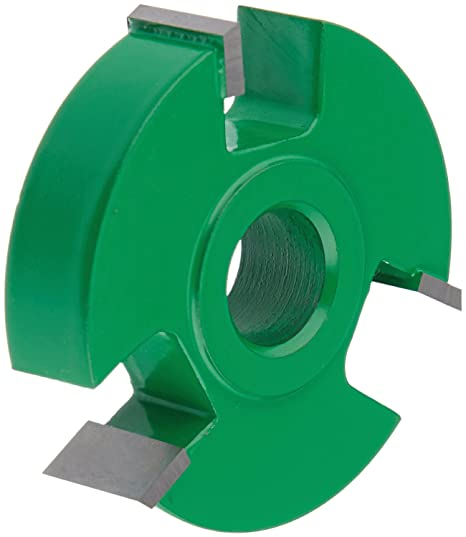 Grizzly C2009 Shaper Cutter, 1/2-Inch Rabbet, 1/2-Inch Bore