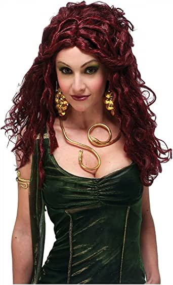 Amazon.com: Medusa Wig Costume Accessory: Clothing