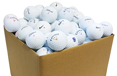 Second Chance 100-PRAC-BOX - Lote de 100 Bolas de Golf ...