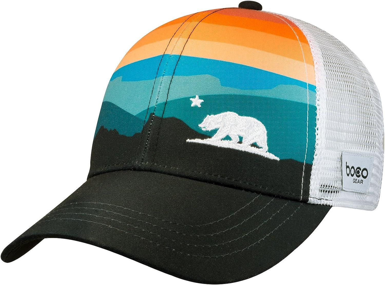 KYTKYTT Mens Womens Mesh Trucker Cap I Like His Beard Snapback Brim Hat
