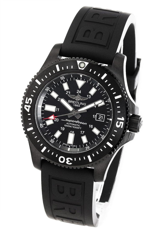 ブライトリング スーパーオーシャン 44 スペシャル 1000m防水 腕時計 メンズ BREITLING M192B92VPR[並行輸入品] B07DXK6T44