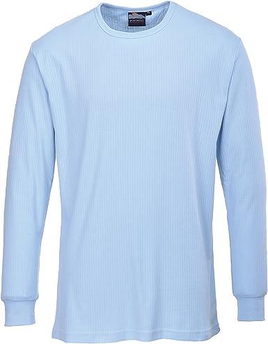 Portwest - Camiseta térmica de manga larga: Amazon.es: Industria, empresas y ciencia