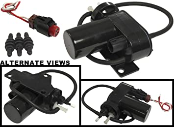 71plL1AylJL._SX355_ amazon com apdty 015325 kit electric vacuum pump w wiring  at mifinder.co