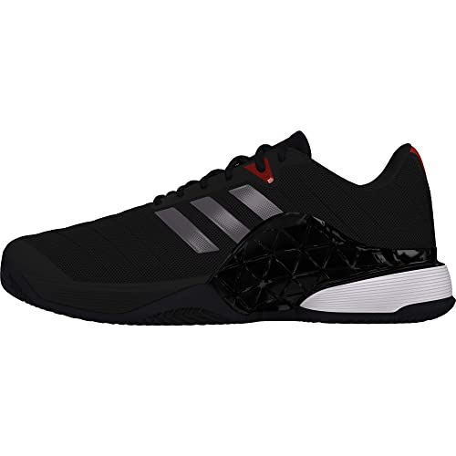 separation shoes f84da 475e3 adidas Barricade 2018 Clay, Zapatillas de Tenis para Hombre Amazon.es  Zapatos y complementos