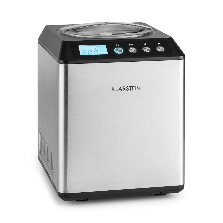 Klarstein Vanilla Sky • máquina de helados • máquina para hacer helados