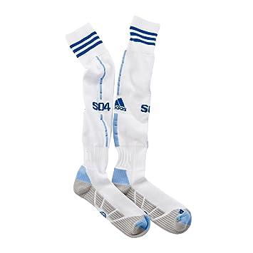 FC Schalke 04 Auswärts Socke, weiß