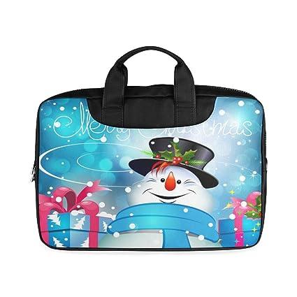 Muñeco De Nieve De Dibujos Animados Feliz Navidad Para Computadora