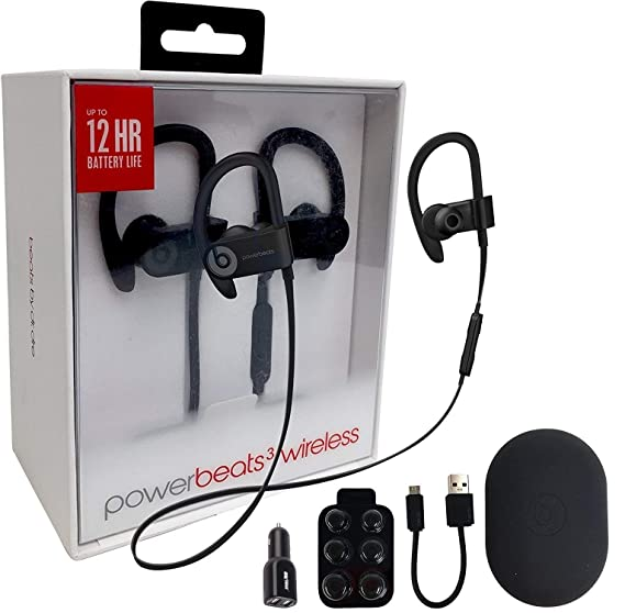 8609c996540 Image Unavailable. Image not available for. Color: Beats by Dr. Powerbeats3  Wireless Earphones ...
