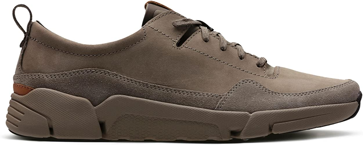 Clarks Triactive Run, Sneakers Basses Homme: Clarks: Amazon