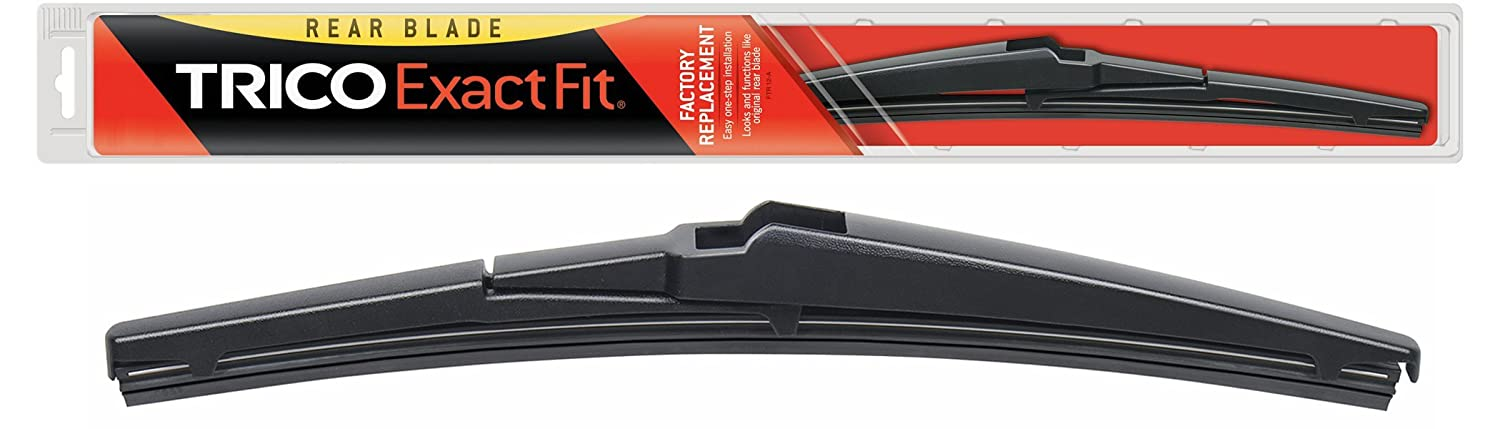 Trico 12-A Exact Fit Rear Wiper Blade, 12' (Pack of 1) 12 (Pack of 1)