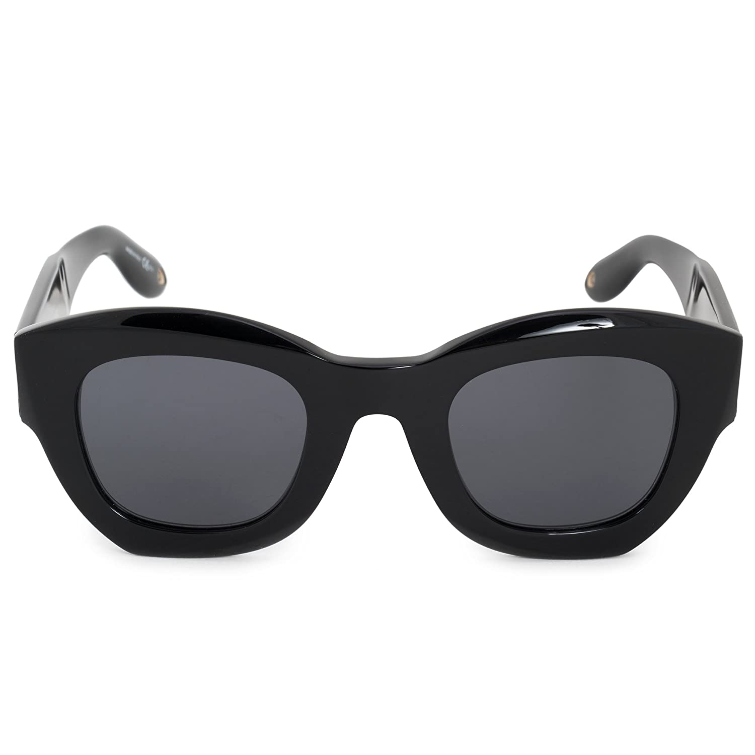 c888bff3d77d Amazon.com: Givenchy GV7060/S 807 Black GV7060/S Square Sunglasses Lens  Category 3 Size 48m: Givenchy: Clothing