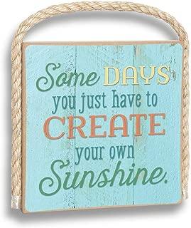 product image for Imagine Design Create Your own Sunshine Gone Coastal Plaque