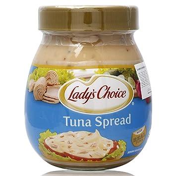 Amazoncom Ladys Choice Tuna Spread With Real Tuna 220ml