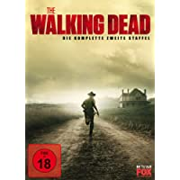 The Walking Dead - Die komplette zweite Staffel [4 DVDs]
